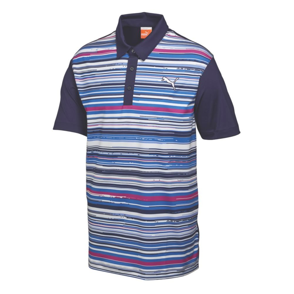 Discount mens puma golf shirts for Mens puma golf shirts