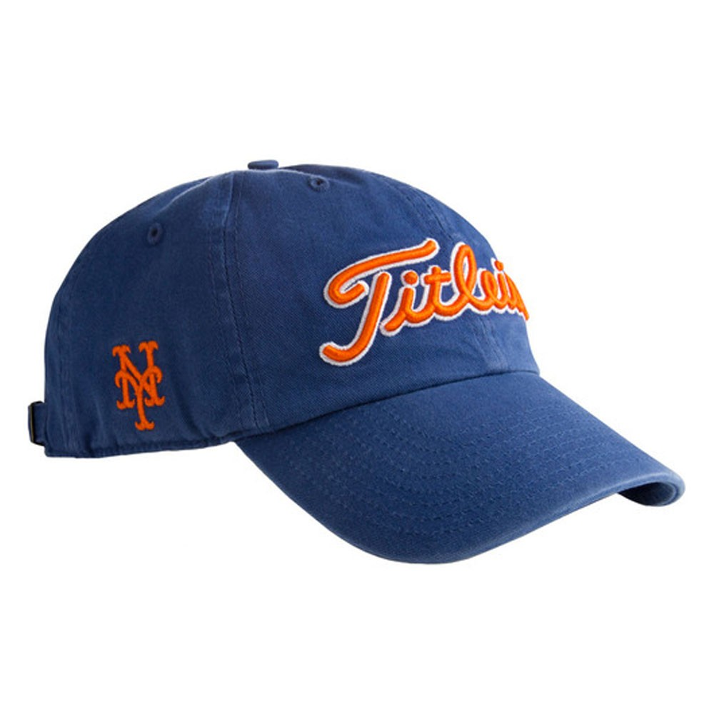 titleist mlb adjustable team hat s golf hats