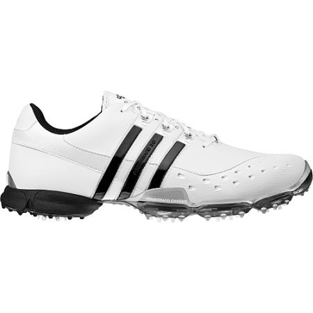 new discount adidas powerband 3 0 white golf shoes