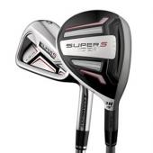 Adams Idea Super S Hybrid Iron Set 3H, 4H 5-PW