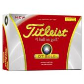 Titleist DT SoLo Yellow - Personalized