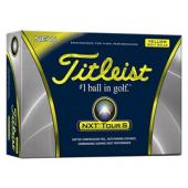 Titleist NXT Tour S Yellow - Personalized