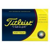 Titleist NXT Tour - Logo Golf Balls