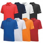 Adidas PureMotion Solid Jersey Polo - Adidas Golf