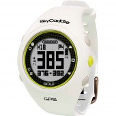 SkyGolf SkyCaddie GPS Watch White - SkyGolf GPS