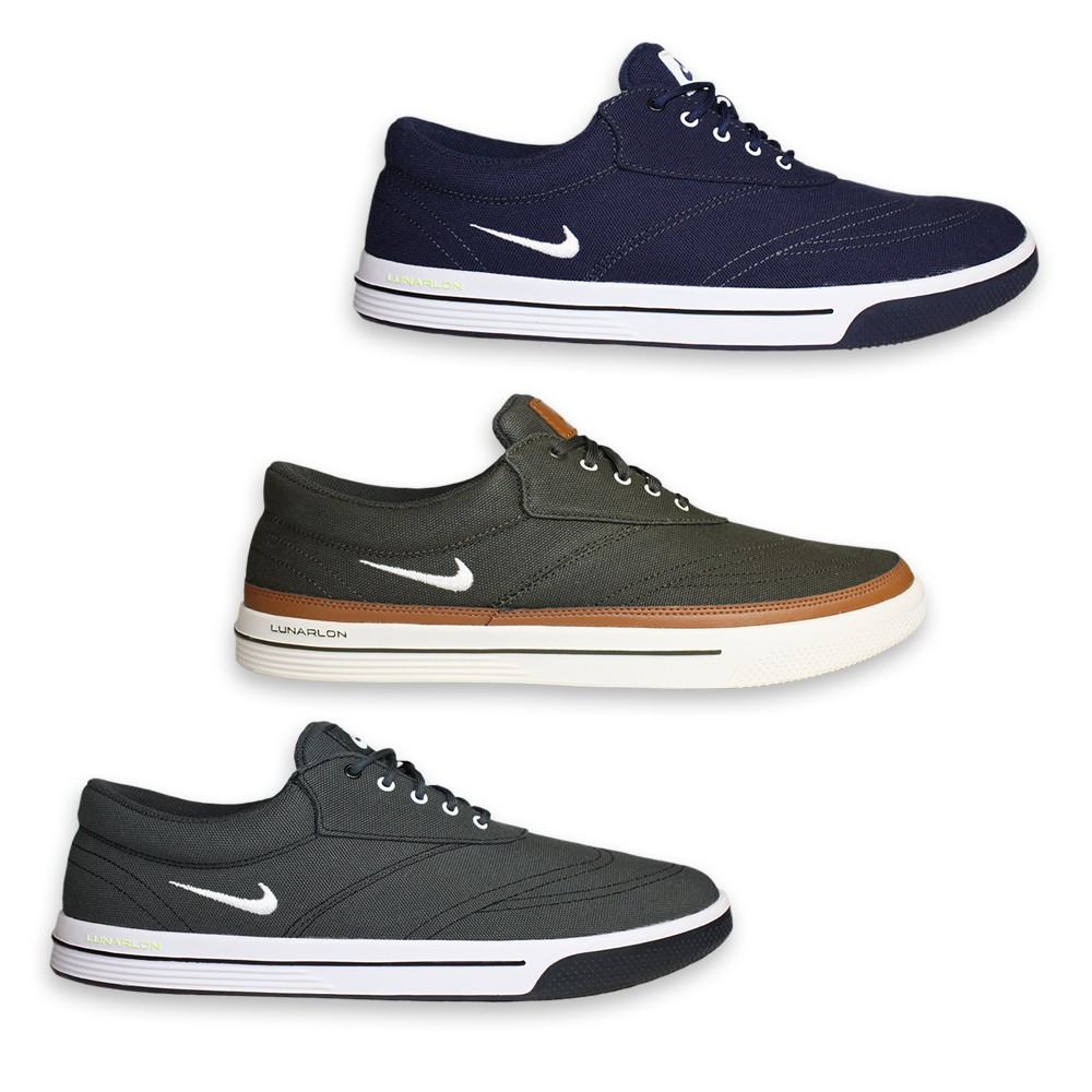 Nike Lunar Canvas Golf Shoes